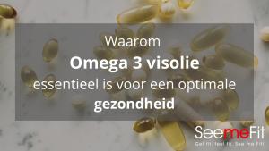 Voordelen omega 3